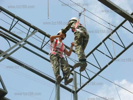 军人心理行为训练设施