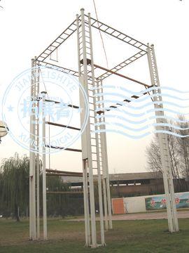拓展器材项目进入广州某活动中心